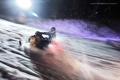 Ski Paganella - Night show (Martin Hlinka Photography) Tags: ski paganella italy trentino andalo winter sports landscape nature mountain 2019 snow dolomites alps canon eos 60d 1018mm f4556