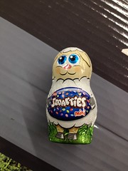SHEEP (garydavidworthington) Tags: liverpool sheep food chocolate smarties cute smileonsaturday candy easter mini