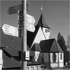 - unterwegs in Haiterbach - (HOR-BS 696) Tags: berndsontheimer badenwürttemberg blackforest blackwhite schwarzwald schwarzweiss noiretblanc forêtnoire