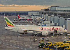 ET-ATH Boeing 787-8 Dreamliner of Ethiopian Airlines (SteveDHall) Tags: aircraft airport aviation airfield aerodrome aeroplane airplane airliner airliners boeing dreamliner boeing787dreamliner boeing7878dreamliner eth et ethiopian airlines ethiopianairlines etath man egcc 2019 manchester manchesterairport b787 b788 b7878 7878 boeing787 787