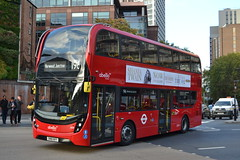 Abellio London 2609 SN18KKY (Will Swain) Tags: elephant castle 4th october 2018 london greater city centre capital south bus buses transport travel uk britain vehicle vehicles county country england english abellio 2609 sn18kky