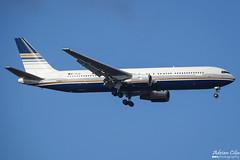 Privilege Style --- Boeing 767-300ER --- EC-LZO (Drinu C) Tags: adrianciliaphotography sony dsc rx10iii rx10 mk3 mla lmml plane aircraft aviation privilegestyle boeing 767300er eclzo 767