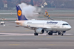 Airbus A319-114 - D-AILH - HAJ - 20.03.2019 (Matthias Schichta) Tags: haj hannoverlangenhagen eddv planespotting flugzeugbilder dailh lufthansa airbus a319100 daips a320200
