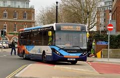 26155 SN67WVZ (PD3.) Tags: 26155 sn67wwvz sn67 wvz adl enviro 200 mmc bus buses hampshire hants england uk portsmouth stagecoach interchange station hard gunwharf quays