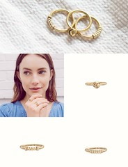 Today's Featured Item: Mizuhiki Ring Set $48 Shop: https://www.chloeandisabel.com/boutique/thecelticpearl/products/R216MEG-9/mizuhiki-ring-set  The rumors ring true: this is the sweetest trio of the collection! Hop on the curated ring trend with this set (thecelticpearl) Tags: love trending new spring2k19 shop kyoto trend buy lifetime guarantee chloeandisabel gold daily feature trendy rings trends shopping jewelry product set boutique accessories thecelticpearl inspired spring mizuhiki bamboo 3 ootd candi ring vintage online style fashion