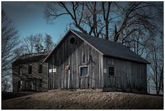 Abandoned (Rick Olsen) Tags: rural old rustic abandoned wisconsin fuji fujifilm xt2