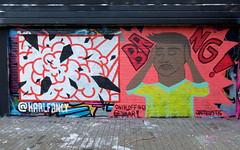 Schuttersveld (oerendhard1) Tags: graffiti streetart urban art rotterdam oerendhard crooswijk schuttersveld karl fancy oxenmystic