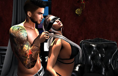 """ Shh, Don't Speak "" (maka_kagesl) Tags: secondlife sl second life game gaming virtual videogame blindfold sm erotic"