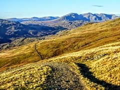 WALNA SCAR ROAD (pajacksonartist) Tags: walna scar road lake district lakeland coniston duddon cumbria valley scafell mountain mountains mountainside