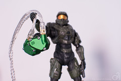 Master Chief and Andromeda - Edited (TheGame21x) Tags: masterchief masterchiefactionfigure halo halo5 toy actionfigure videogames videogamememorabilia memorabilia gaming gamingmemorabilia gamingcollectible audio audiophile kz kzzs6 zs6 campfireaudio campfireaudioandromeda nikon nikond3400 dslr dslrphotography d3400