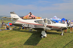 OM-KEL Rockwell Commander 112TC-A Sliac 01st September 2018 (michael_hibbins) Tags: omkel rockwell commander 112tca sliac 01st september 2018 aeroplane aerospace aircraft airplane air airshow airfields airport airports aeroexpo civil general pl plane planes single private