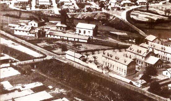 Les Baudras - 1920