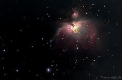 Orion-Nebel (Norbert Helbig) Tags: nikon d7200 orion nebel himmel deepsky astro astrofotografie nacht night heaven stars stern qutdoor
