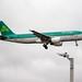 London Heathrow Airport: Aer Lingus Airbus A329-214 A320 EI-EDP