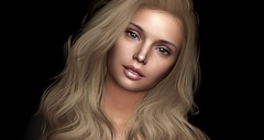 Anya (Sivyaleah (Elora)) Tags: second life sl virtual avatar female girl woman beautiful genus project strong face skin fair 2019 applier session anya stealthic intrepid ombres gacha glacial ag collabor88 dselles calypso lumipro lighting head shot headshot closeup portrait eyes mesh bento mocap