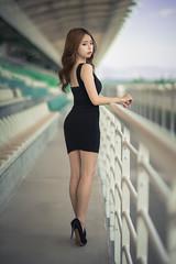 asiagtfestival 13 ([EPIX Production]) Tags: asia gt festival 2019 autoshow gt4 motorsport sepang international china championship babe pretty girl model car automotive