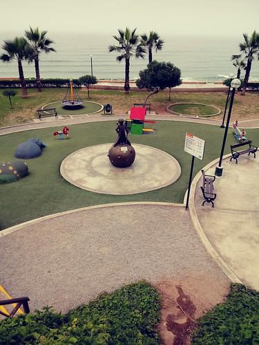 Lima - Parque Yitzhak Rabin