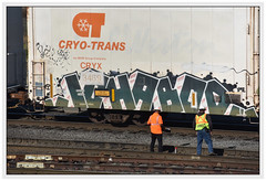 Lamb Weston Ichabod on Cryo-Trans (All Seeing) Tags: itd yme cryotrans cryx reefer ich circlet hour aera lookout