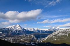 DSC_3035 (CEGPhotography) Tags: vacation travel canada banff mountains 2019 gondola banffgondola sulphurmountain banffnationalpark