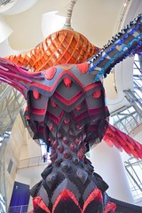 Joana Vasconcelos en el Guggenheim (Bilbao, País Vasco, España, 27-9-2018) (Juanje Orío) Tags: 2018 bilbao vizcaya provinciadevizcaya paísvasco euskadi españa espagne espanha espanya spain europa europe europeanunion unióneuropea escultura sculpture museo guggenheim