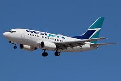 C-GXWJ | Boeing 737-6CT | WestJet (cv880m) Tags: newyork laguardia lga klga aviation airliner airline aircraft airplane jetliner airport cgxwj boeing 737 736 737600 7376ct canada westjet
