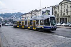 TRN_5018_200407 (Tram Photos) Tags: torino turin tram tramway tranviaria strasenbahn gtt atm fiat 5000 fiatferroviaria