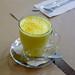 Der Kurkuma-Drink mit Ingwer
