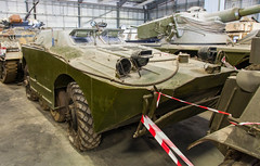 BRDM 15th Sept 2018 (JDurston2009) Tags: brdm1 brdm1reconnaissancevehicle conservationhall tigerday tigerdayx bovington bovingtoncamp dorset reservecollection tankmuseum thetankmuseum tank vehicleconservationhall vcc