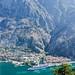 Kotor, Montenegro, from Fort Vrmac