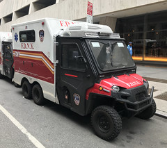 FDNY EMS Polaris ASAP Ambulance (NY's Finest Photography) Tags: highway patrol state nypd fdny ems police law enforcement ford dodge swat esu srg crc ctb rescue truck nyc new york mack tbta chevy impala ppv tahoe mounted unit service squad dcu windshield road