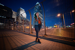 Great American (joshhansenmillenium) Tags: canon canon6d 6d photography night sunset city urban modeling model freelance river ohio cincinnati covington longexposure long exposure ferris wheel ferriswheel bw portrait bokeh