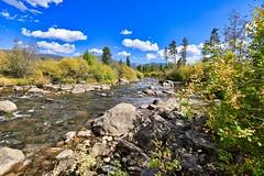 Rocky Colorado (simonmgc) Tags: colorado coloradoriver grandlake pinebeach