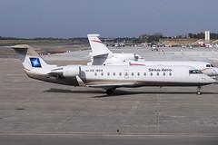 Sirius Aero Challenger 850 VQ-BOV GRO 26/02/2019 (jordi757) Tags: airplanes avions nikon d300 gro lege girona costabrava bombardier canadair crj200 challenger challenger850 siriusaero vqbov