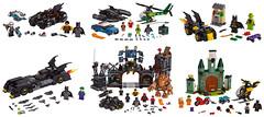 New LEGO Batman sets ! (Alex THELEGOFAN) Tags: lego legography minifigure minifigures minifig minifigurine minifigs minifigurines dc comics super heroes batman sets 2019