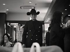 Japanese cowboy (Bill Morgan) Tags: fujifilm fuji xpro2 35mm f2 bw jpeg acros alienskin exposurex4
