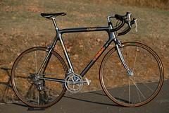TREK OCLV 5500 (1995) (Mr._Tonzy_Linder) Tags: trek oclv 5500 carbon series rennrad road bike 1995 shimano duraace 7410