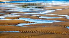 Popham Beach Patterns (Me in ME) Tags: maine phippsburg popham beach