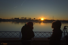 Retratando un frio amanecer..21/365 (cienfuegos84) Tags: amanecer sunrise