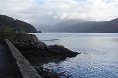 DSC01608 Loch Duich, Scotland (Fernando Sa Rapita) Tags: scotland escocia landscape seascape paisaje lake lago water agua eileandonan castillo castle sony sonyrx100 sonydscrx100 loch duich highlands