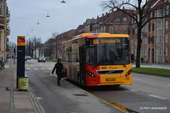 2017' Volvo 8900 / B8RLE-60 (Kim-B10M) Tags: yv3t7u525j1187355 arriva movia 1343 volvo8900 b8rle