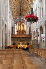IMG_5221 Looking East towards the High Altar (Beth Hartle Photographs2013) Tags: norfolk norwich cathedral anglican ancient historic benedictine monastery churchofengland ceilingvaulting 13thcentury