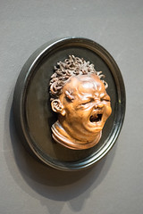 Screaming from a sting (quinet) Tags: 2017 amsterdam antik netherlands rijksmuseum ancien antique museum musée sculpture