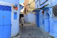Chefchaouen, Morocco, January 2019 D810 735 (tango-) Tags: chefchaouen bluecity villaggioblu bluevillage morocco maroc 摩洛哥 marruecos марокко المغرب