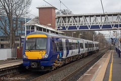 Northern 170477 (Mike McNiven) Tags: arriva railnorth northern multipleunit crewe cheadlehulme nevillehill stockport manchester piccadilly diesel turbostar dmu