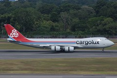 Cargolux (So Cal Metro) Tags: airline airliner airplane aircraft plane jet aviation airport singapore sin changi