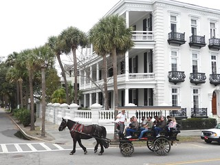 6543ex iconic Charleston touring