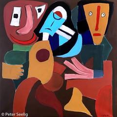 My Mardi Gras 2019 (Peter Seelig) Tags: acrylicpainting art artlife artlove painting carnaval mardigras mardigras2019 pancakeday faschingsdienstag