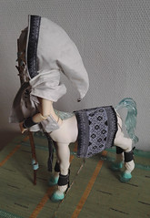 Incredible outfit (Leegloo) Tags: bjd ball jointed doll dolls msd kid delf kiddelf kdf bory centaur moonlit song