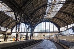 Estació de França (Escursso) Tags: adif barcelona frança renfe sattion estacio rail railway train tren