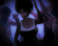 Moving on up (sissygspot) Tags: woman secondlife sl virtual